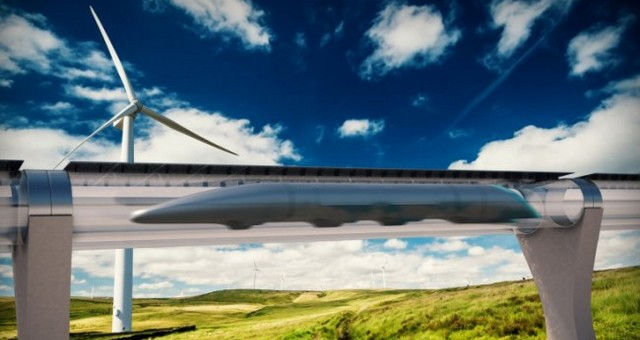 Прототип Hyperloop